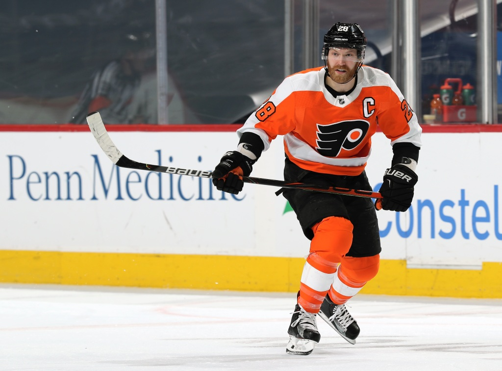 NHL Links: Giroux back for Flyers; Fiala's impact for Wild