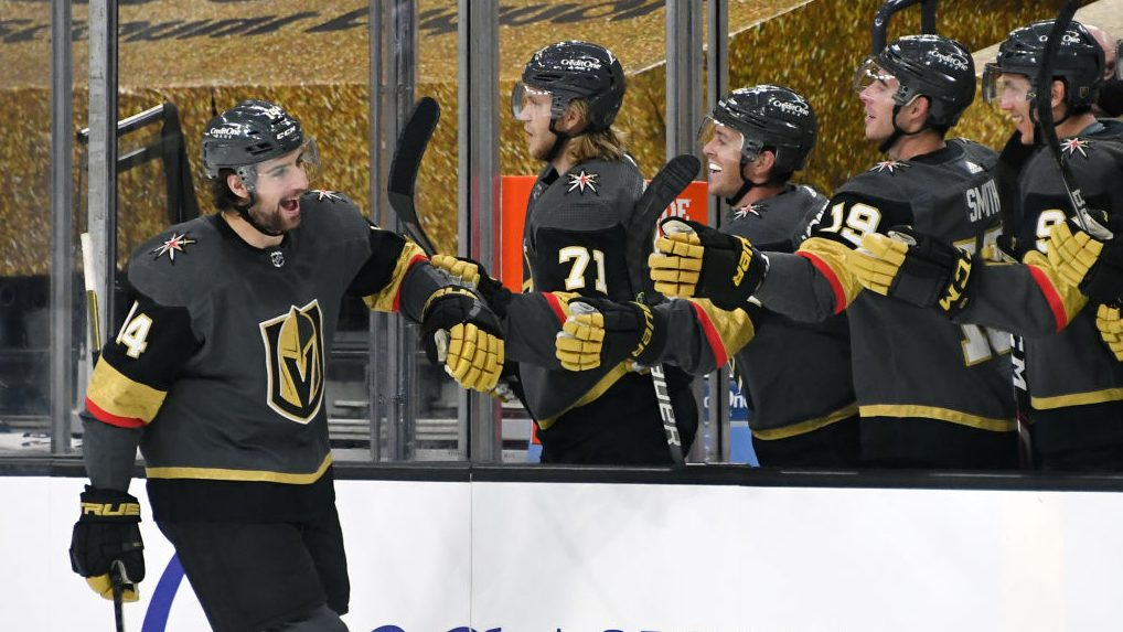 The Buzzer: Golden Knights thankful for Hague on Friday