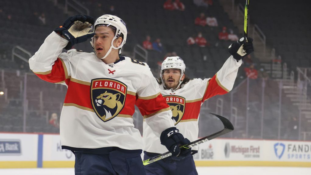 The Buzzer: Check out the Florida Panthers (Around the NHL on Friday)