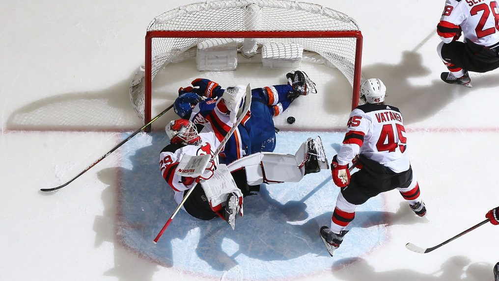 The Buzzer: Painful Devils own-goal, more from NHL on Thursday