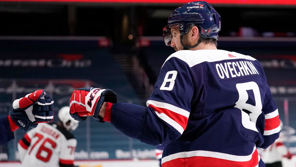 The Buzzer: Ovechkin, other NHL standouts from Friday; 2021 Isobel Cup Final set