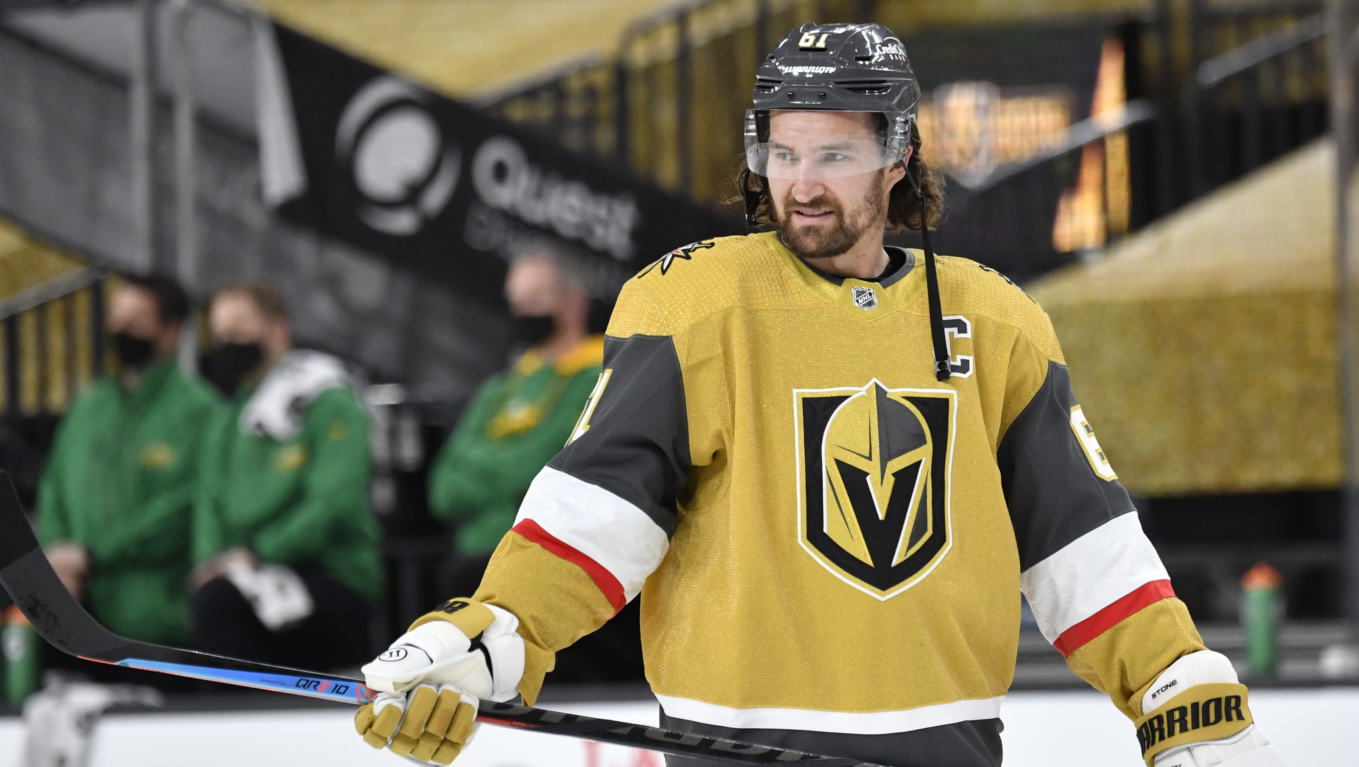 NHL Power Rankings: Fleury, Stone drive Golden Knights to top