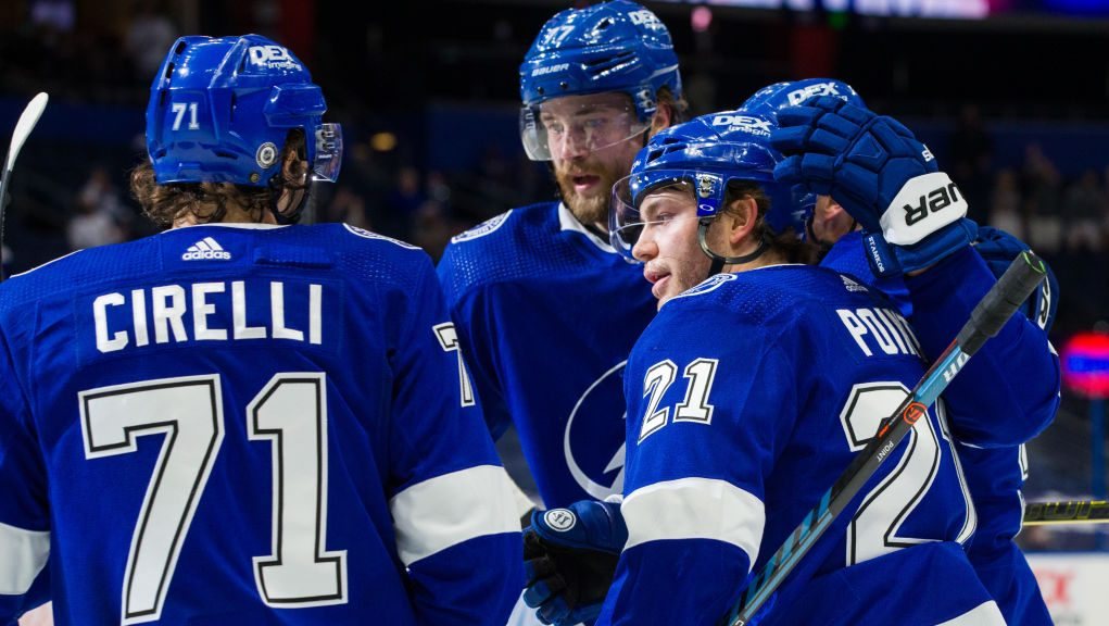 Lightning get a chance to shake off lull vs. Blue Jackets