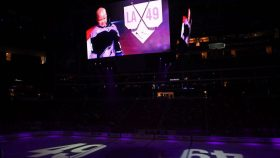 Coyotes induct Leighton Accardo into Ring of Honor