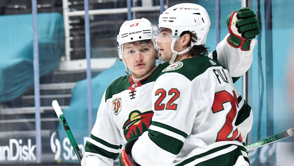 The Buzzer: Wild clinch playoff spot; Golden Knights red-hot (Saturday in NHL)