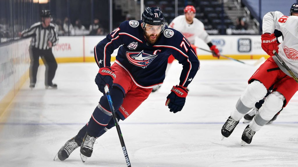 Trade: Maple Leafs add Nick Foligno; Blue Jackets get first-rounder; Sharks involved