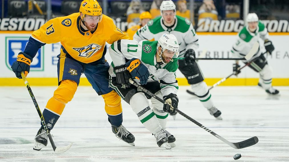 Push for the Playoffs: Last head-to-head game huge for Predators, Stars