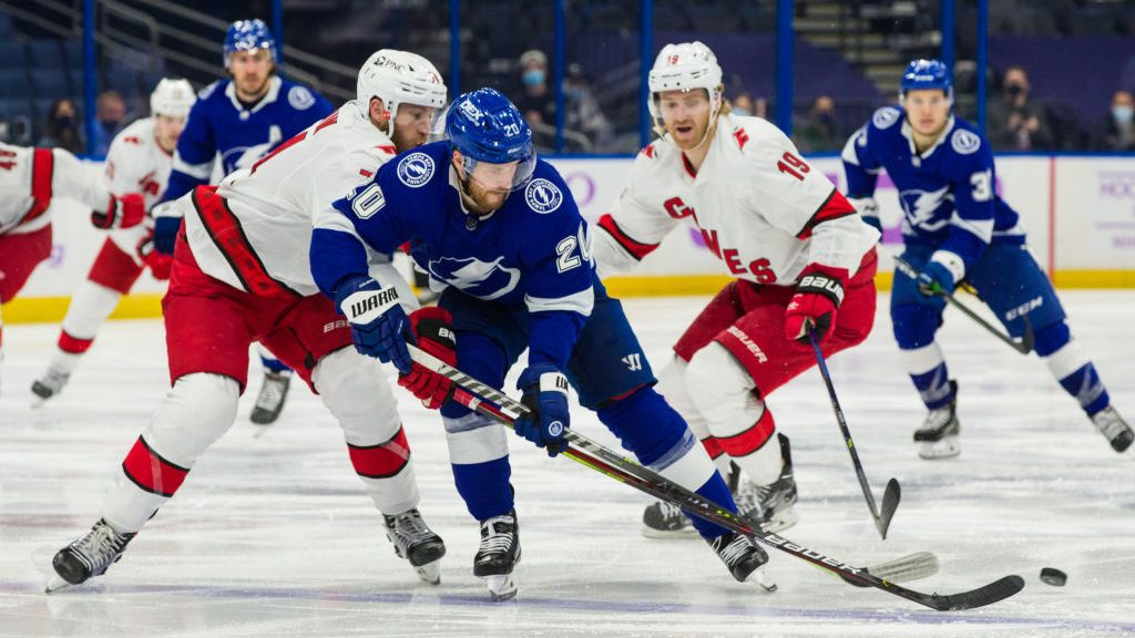 Lightning vs. Hurricanes: 5 Things to know about their Second Round series