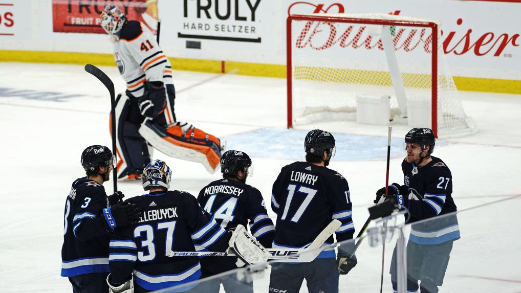 NHL Playoff Buzzer: Oilers eliminated in triple OT; Also double OT on Monday