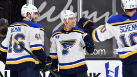 The Buzzer: Blues clinch, Lightning - Panthers series set, Hurricanes win Central title