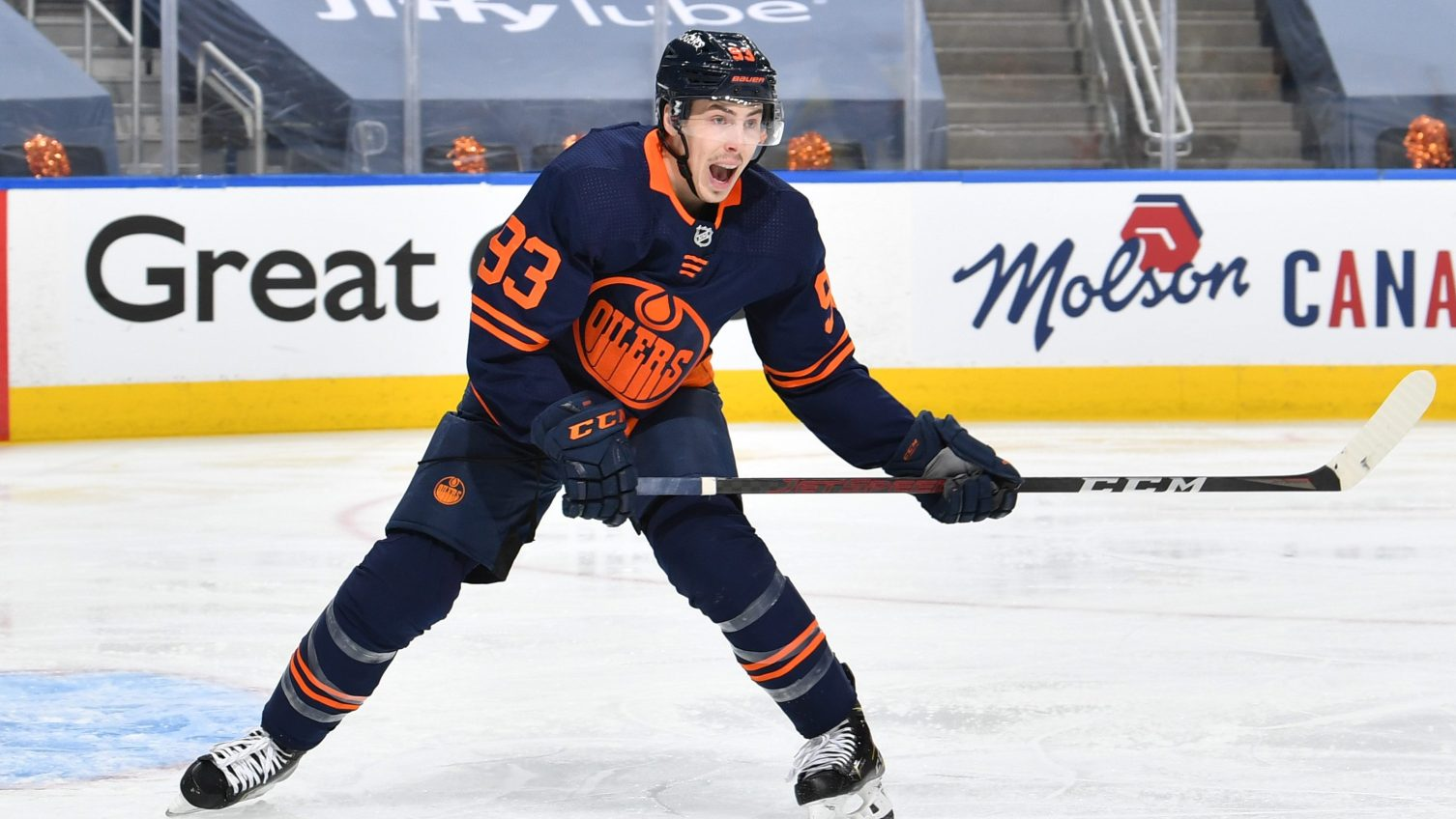 Ryan Nugent-Hopkins, Oilers agree to 8-year, $41M extension
