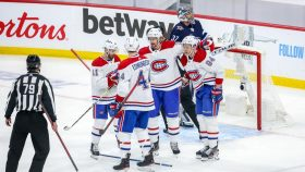 Canadiens handle Jets in Game 1; Scheifele ejected for hit on Evans