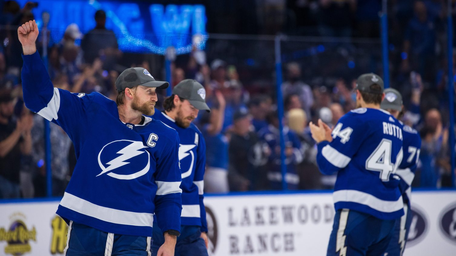 How the defending Stanley Cup champion Lightning were built