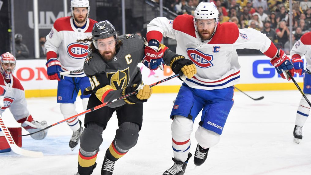 Can Stone, top Golden Knights shake off frustrations vs. Canadiens?
