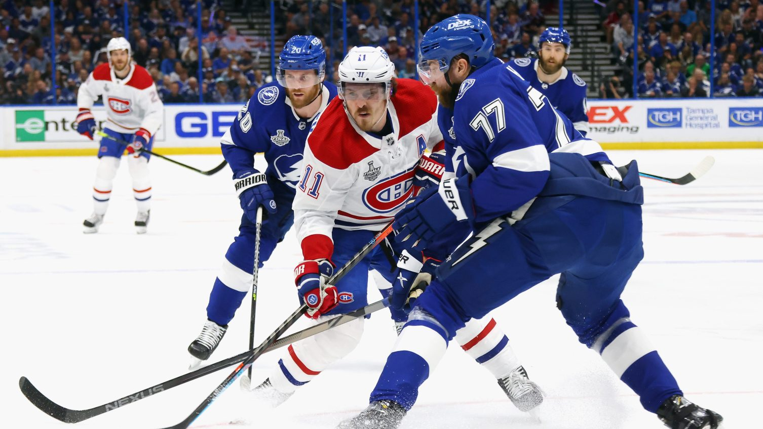Lightning-Canadiens: 3 keys to Game 2 of Stanley Cup Final