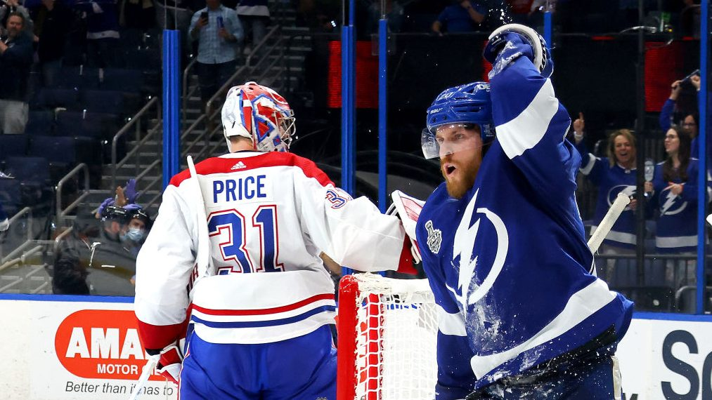 Canadiens-Lightning stream – Stanley Cup Final Game 3 on NBC
