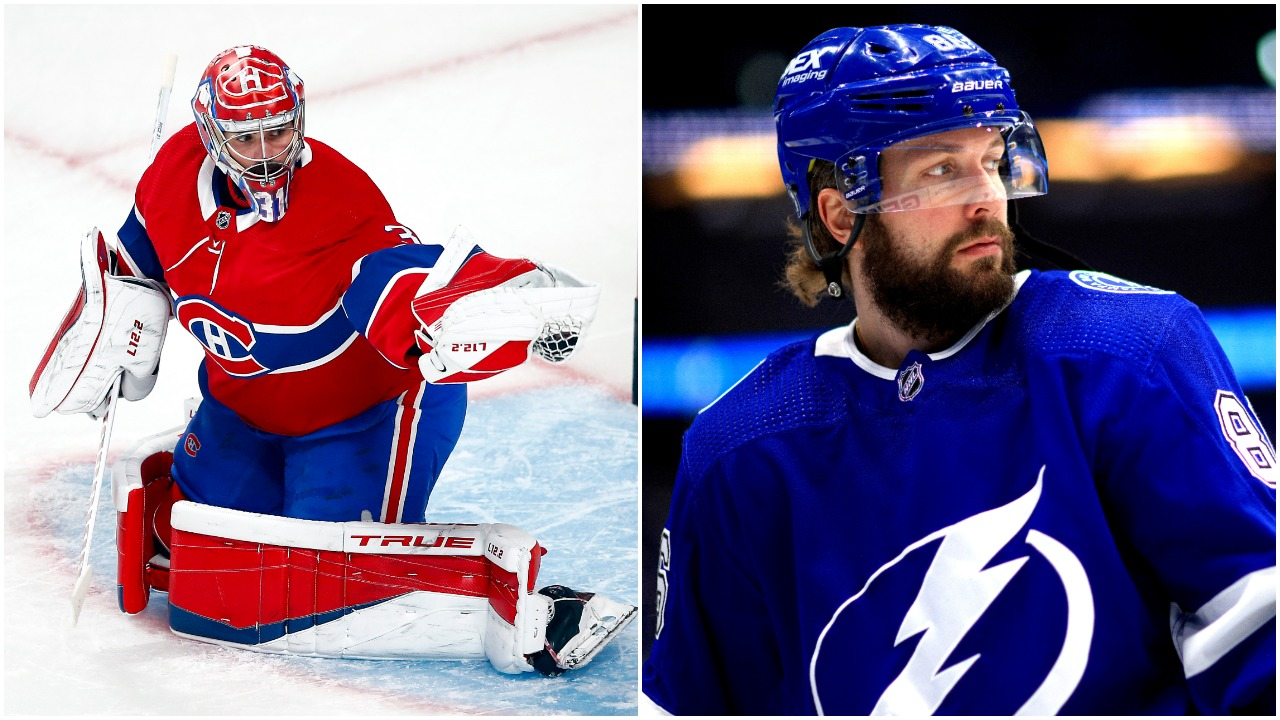 Lightning vs. Canadiens 2021 Stanley Cup Final preview