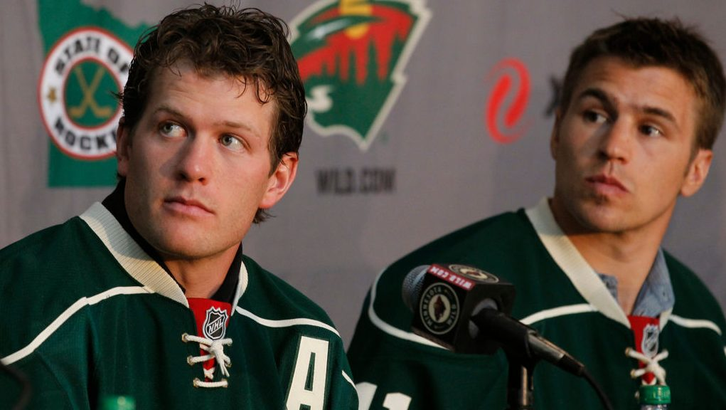 Parise, Suter could be NHL free agent steals after Wild buyouts