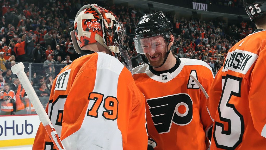 Signing Hart and more: Flyers' work not done after draft, big trades