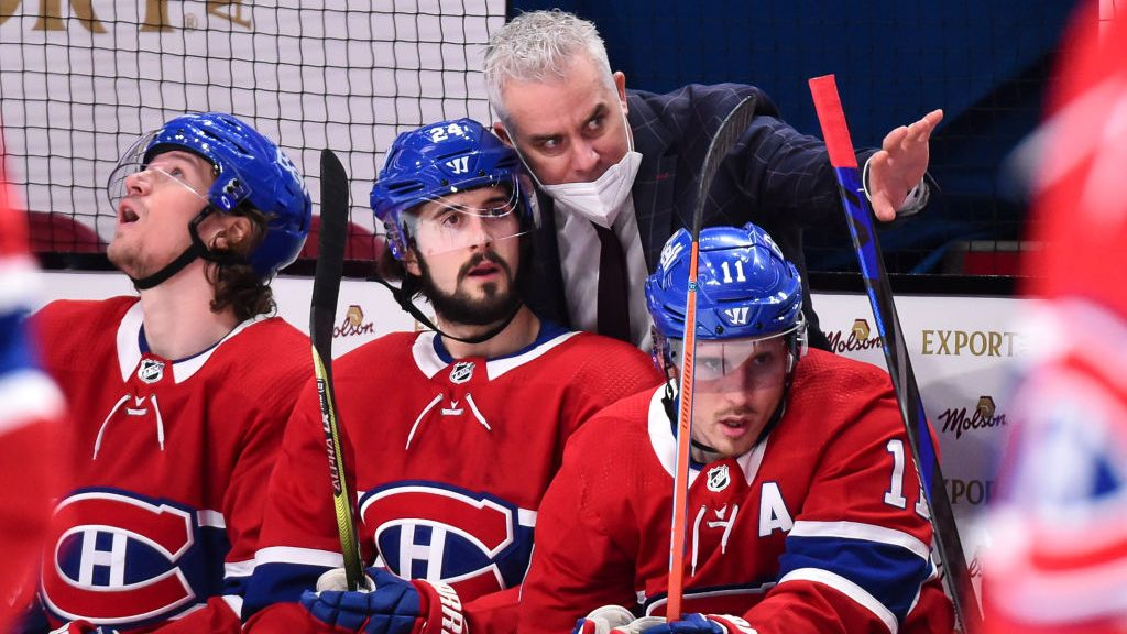 Canadiens keep Ducharme as head coach with three-year contract