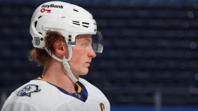 Insight on Eichel's side of neck surgery debate with Sabres