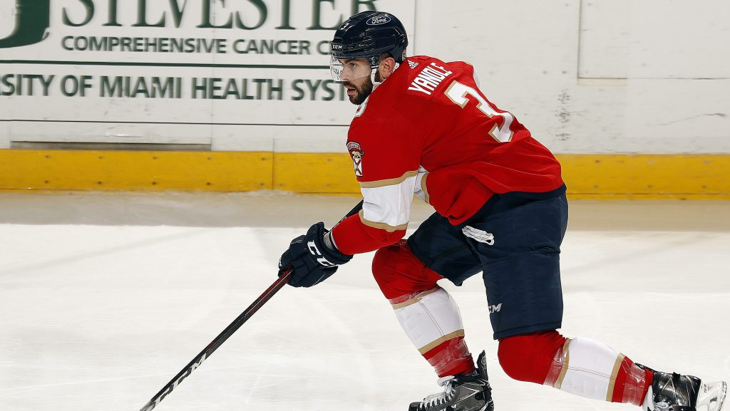 Panthers buy out Keith Yandle