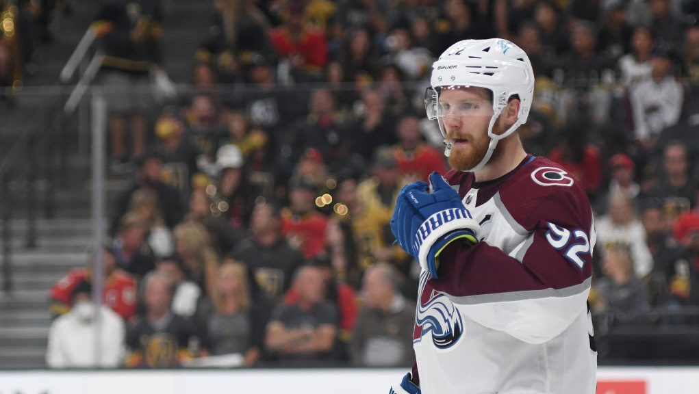 Landeskog 'disappointed' to be on verge of free-agent exit from Avalanche