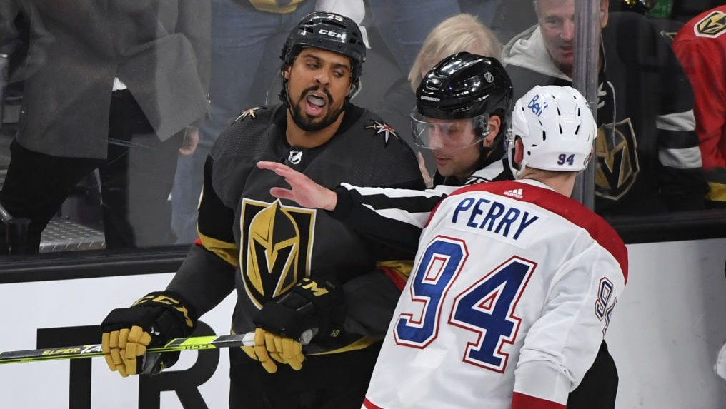 Trade: Rangers get toughness they crave with Ryan Reaves