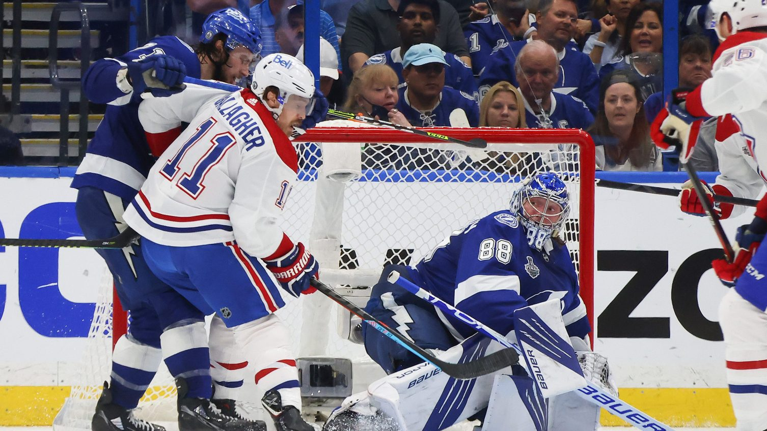 Lightning-Canadiens: 3 keys to Game 3 of Stanley Cup Final