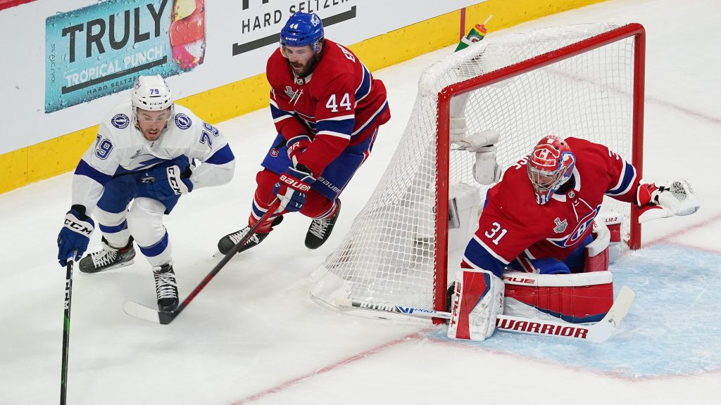 Lightning Canadiens Game 5 Stanley Cup Final