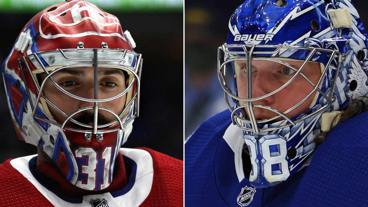 Canadiens are losing goaltending battle for first time in playoffs