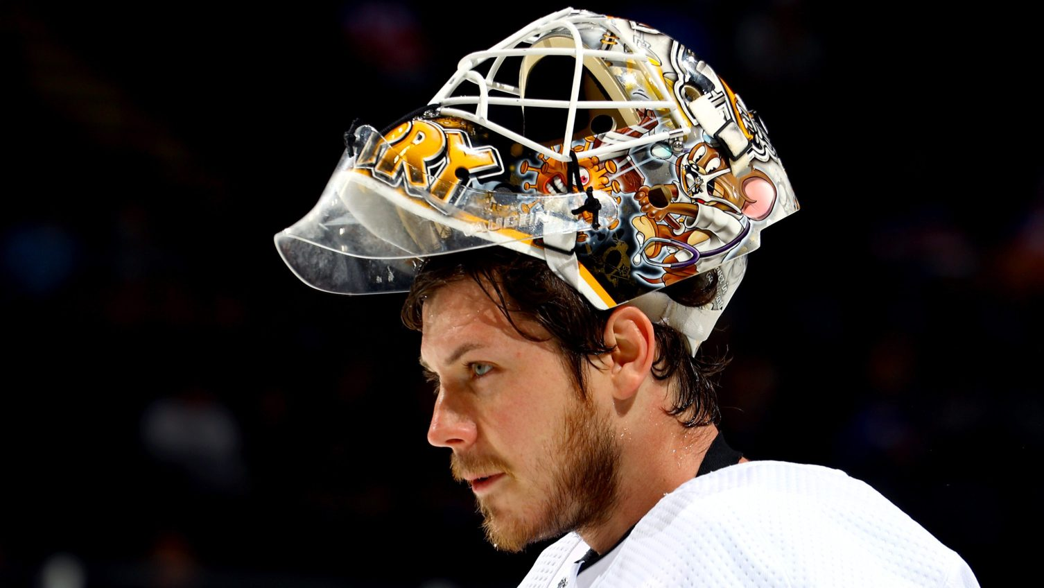 Penguins hope goalie coach change makes difference for Jarry, DeSmith