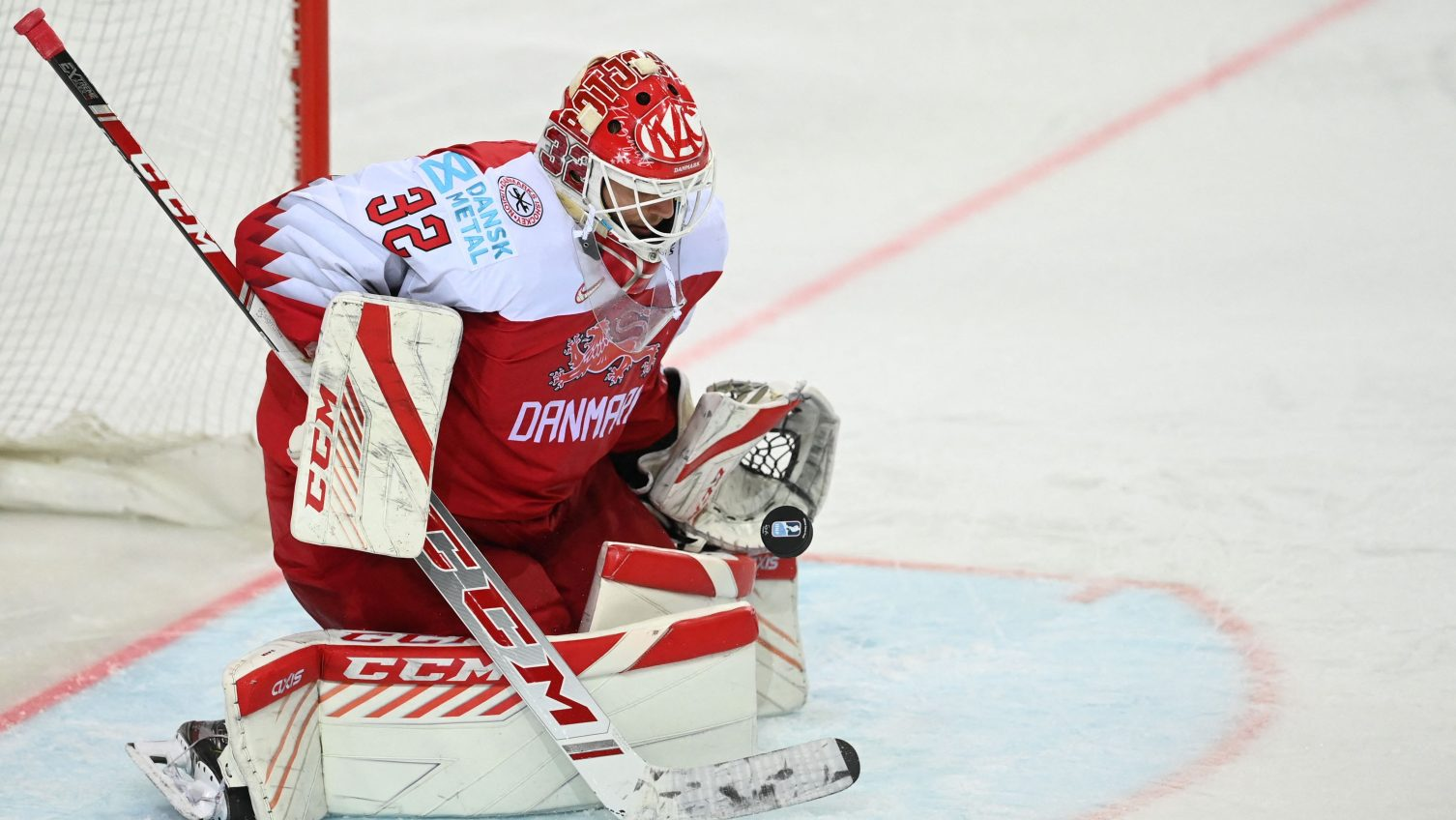 Denmark qualifies for men's Olympic hockey tournament for first time in 75 years