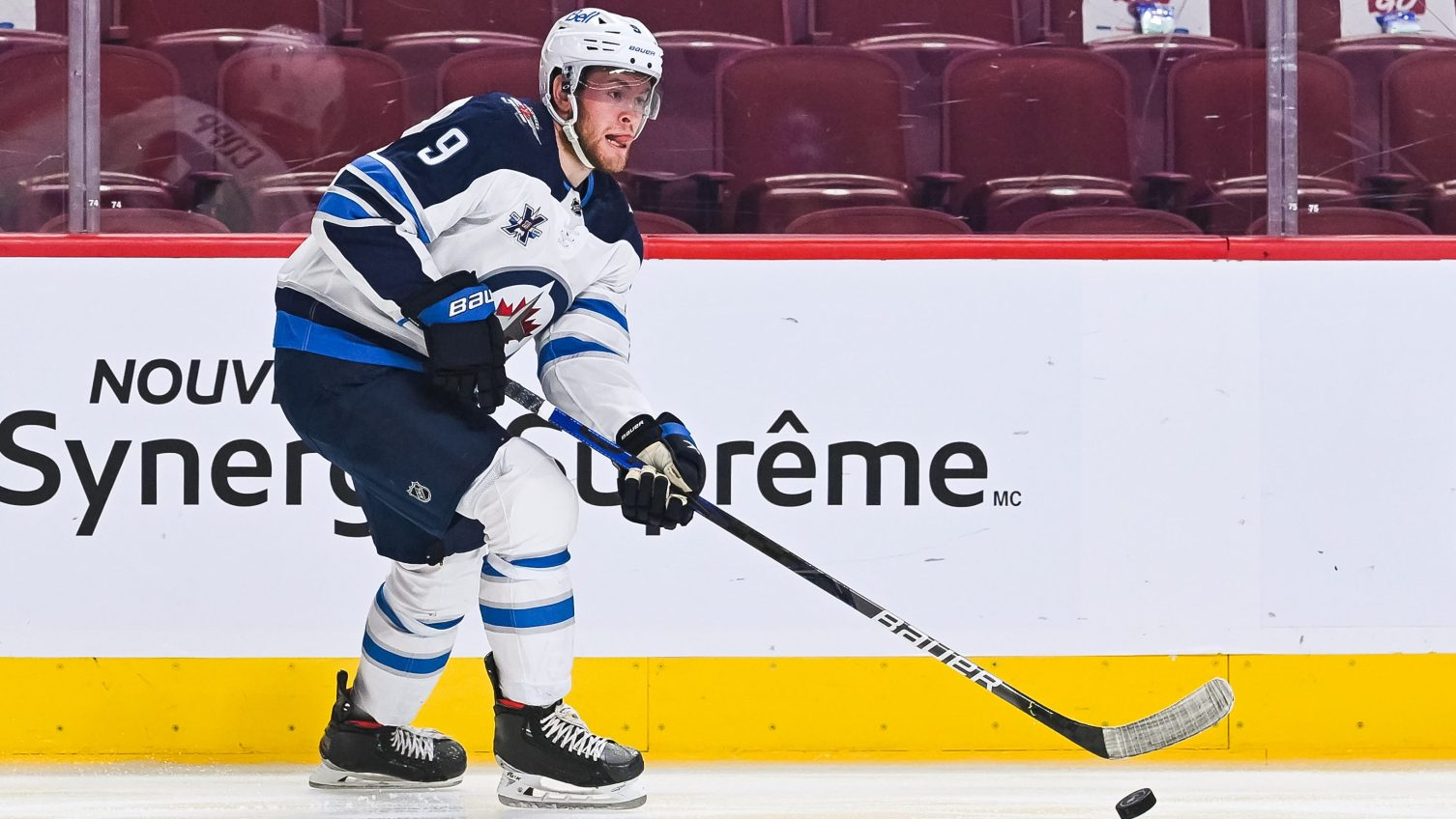 Winnipeg Jets ink forward Andrew Copp to 1-year deal
