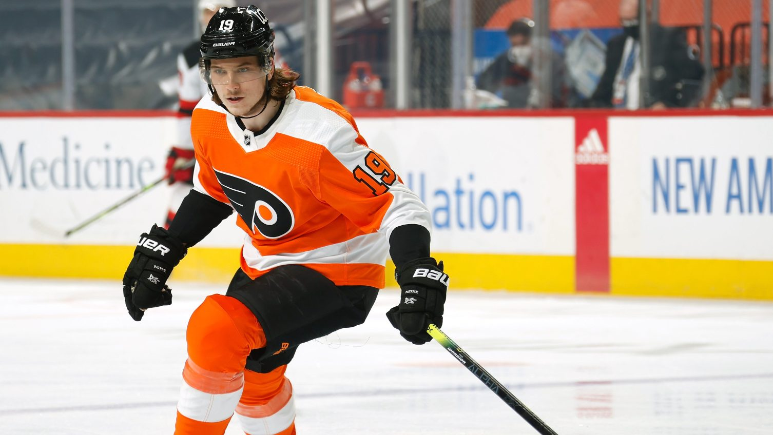 Golden Knights need Nolan Patrick to reach his potential
