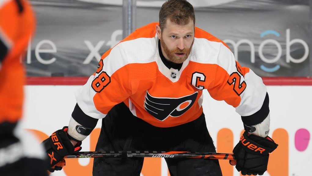 Flyers wisely take wait-and-see approach with Giroux's future