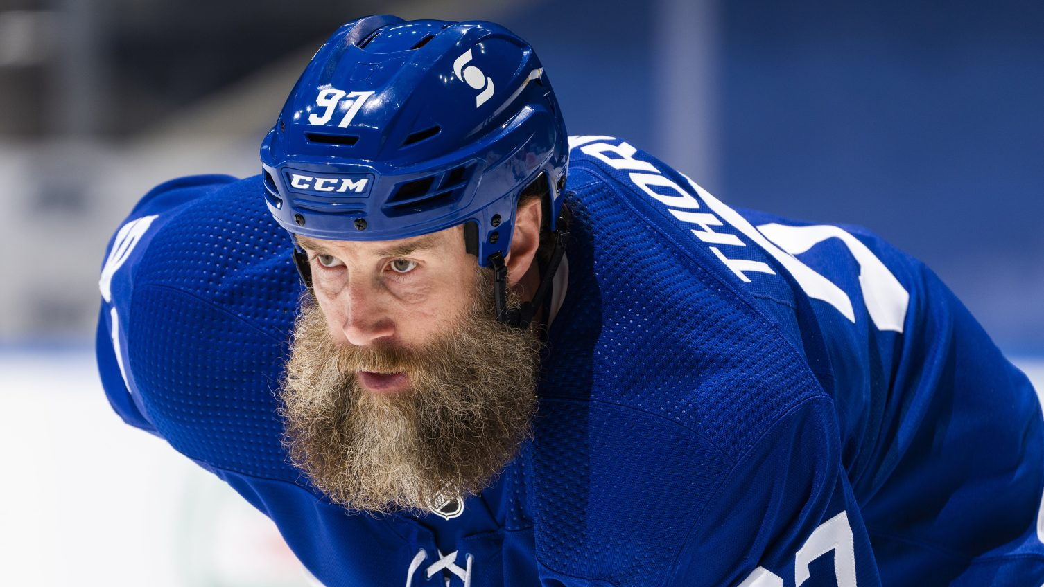 Panthers sign Joe Thornton to one-year contract