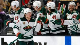 Wild things: Mostly good news regarding Kaprizov, Rossi, others