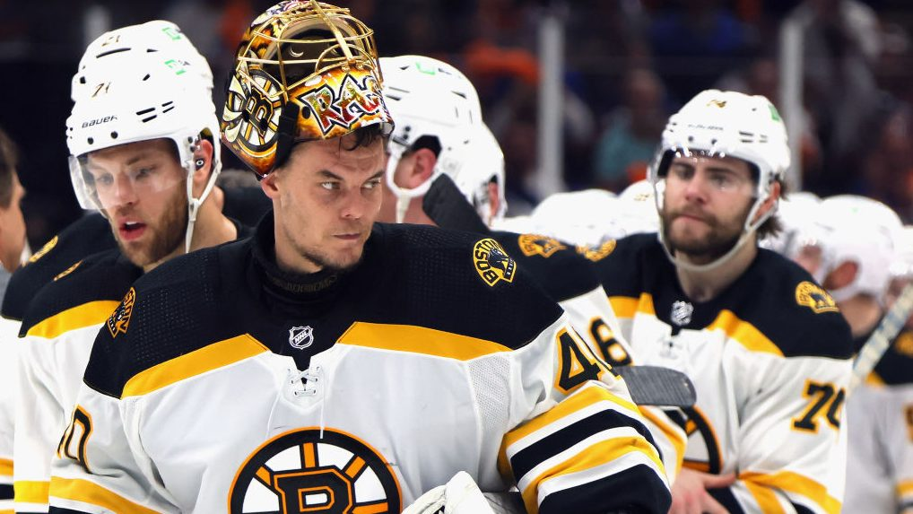 Tuukka Rask only wants to play for Bruins, might do it for 'cheap'