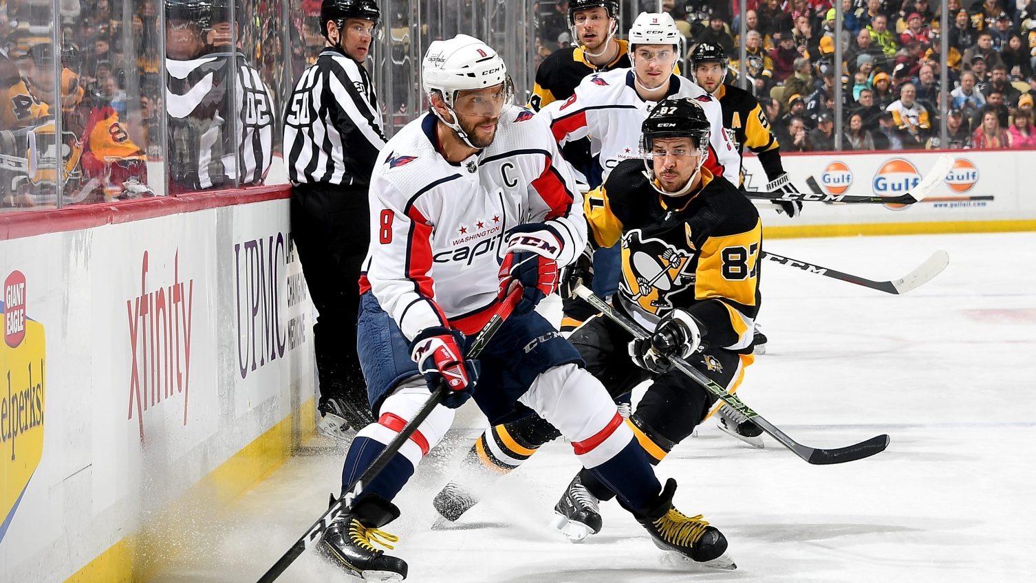 Metropolitan Division review: Capitals, Penguins try for another run; Teams on the rise