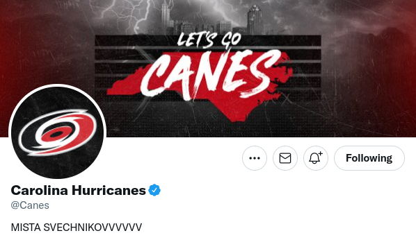 Can Hurricanes, Svechnikov take next steps after big eight-year contract? Carolina Twitter