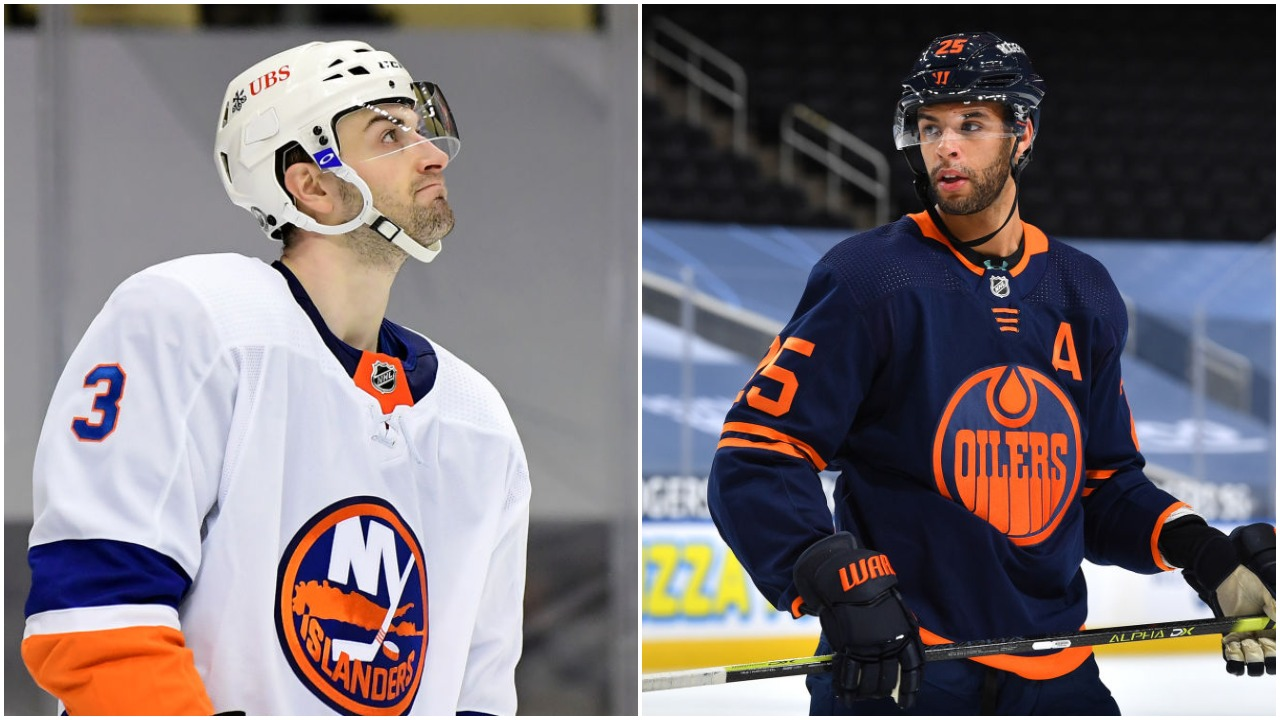Two very different eight-year contracts: Islanders' Pelech, Oilers' Nurse