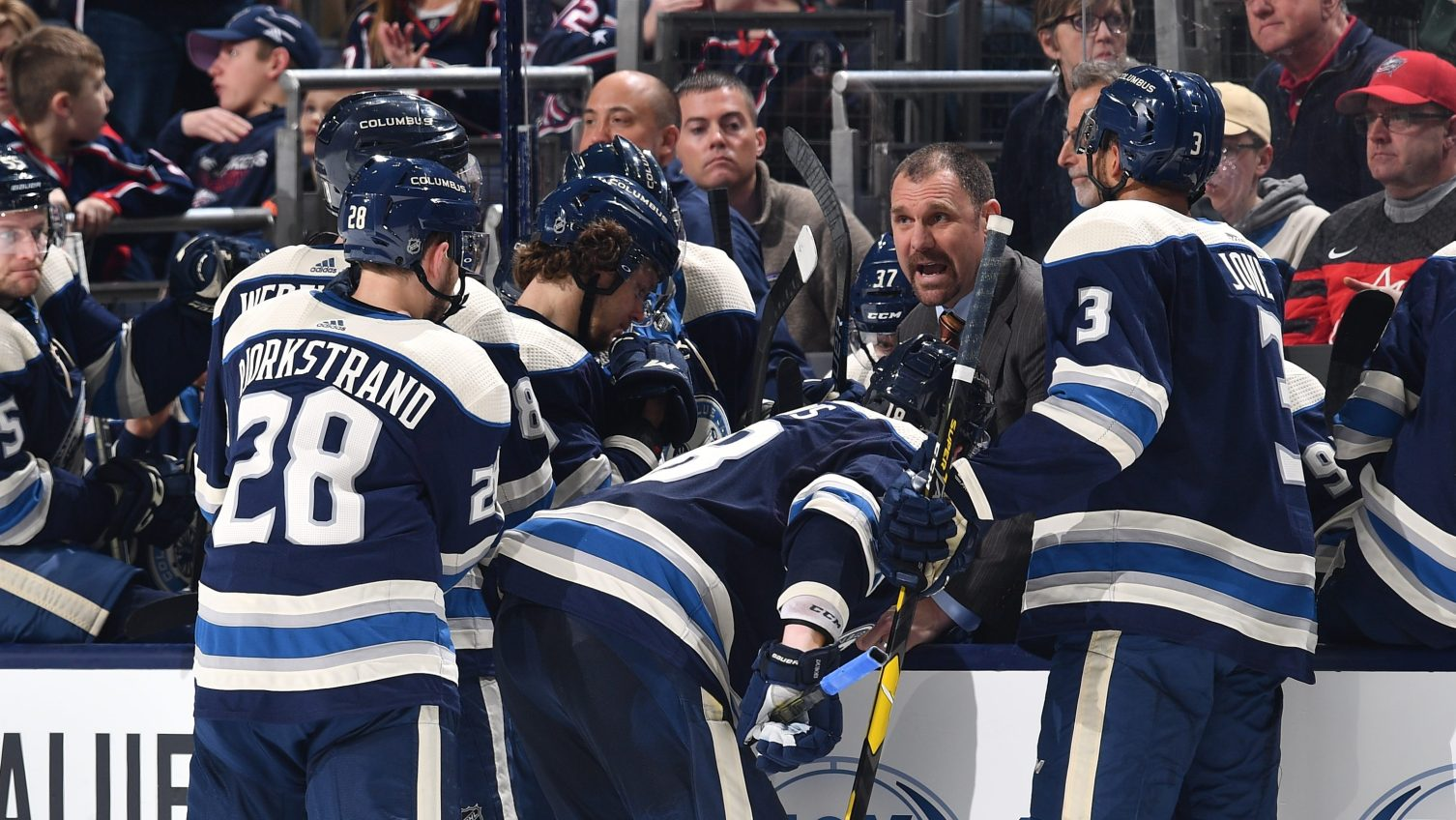Blue Jackets reset and look for path back to playoffs