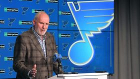 Can Armstrong keep Blues' Stanley Cup window open?