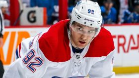 Anxiety, insomnia prompted Drouin's leave of absence from Canadiens