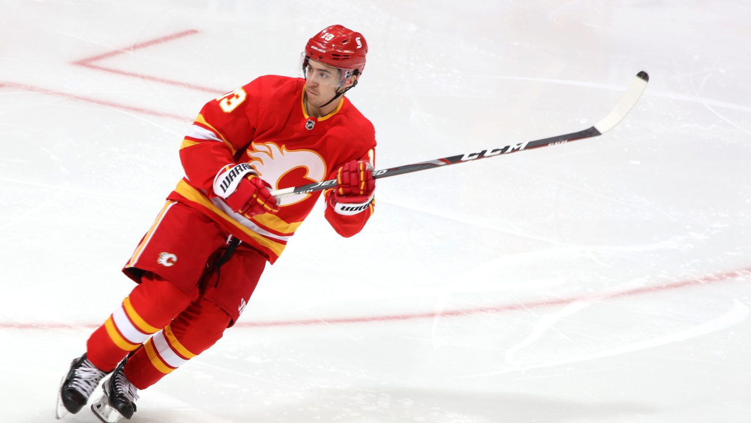 What does the future hold for Johnny Gaudreau and the Flames?