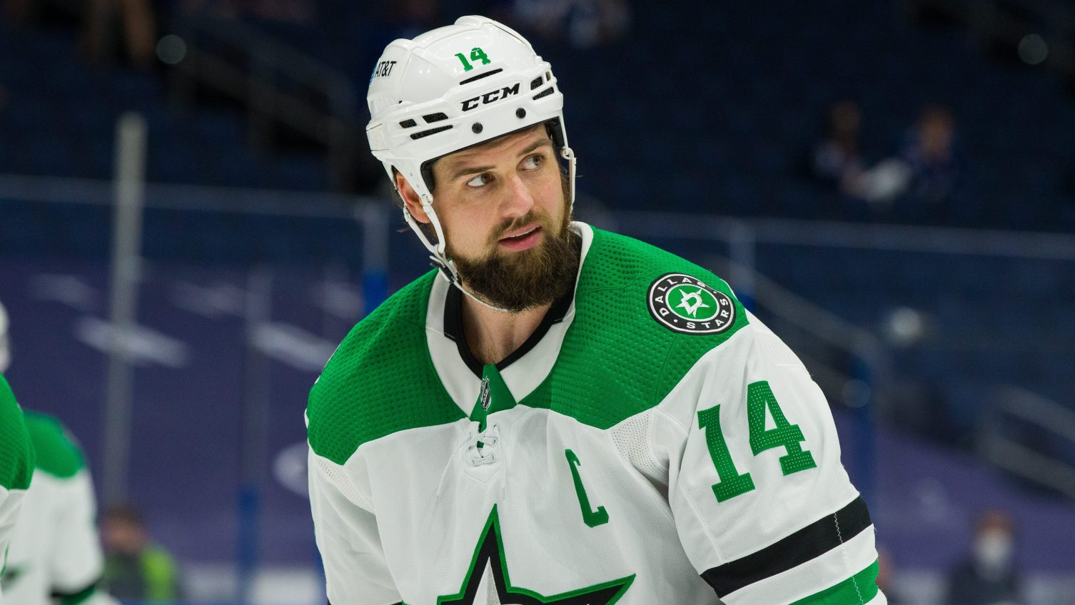 Benn says Stars built to win in 2nd season since Cup Final