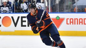James Neal Blues Tryout