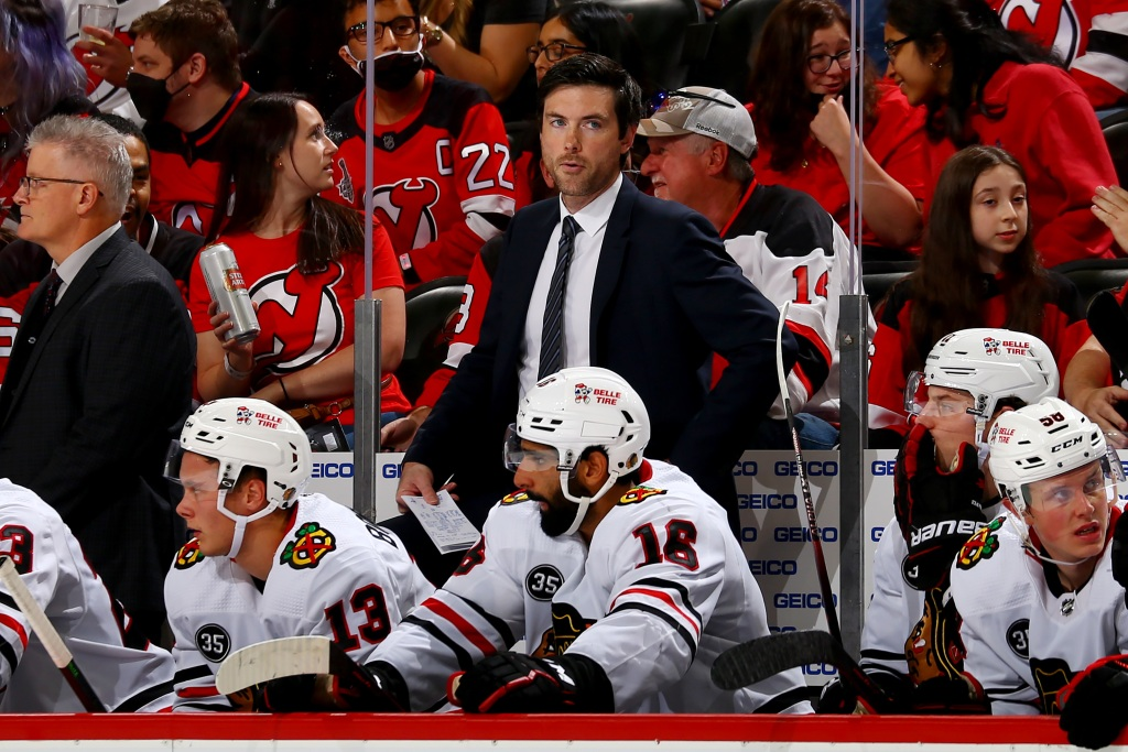 Looking at the Chicago Blackhawks' lousy start