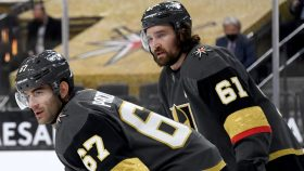 Injuries a big problem for Golden Knights with Pacioretty, Stone out